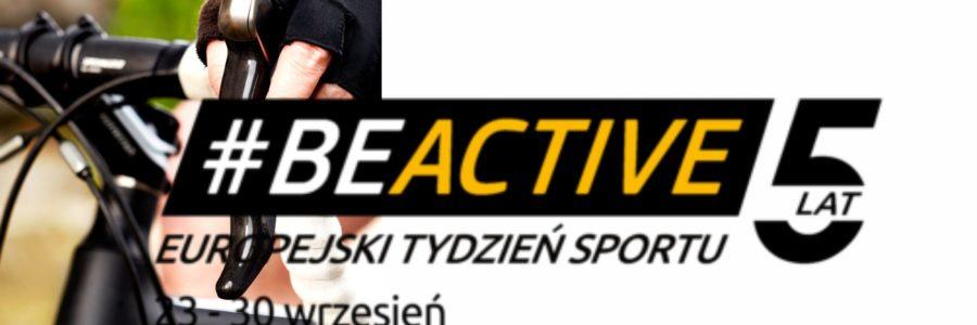 Europejski Tydzień Sportu w Gminie Kobierzyce             23-29.09.2019