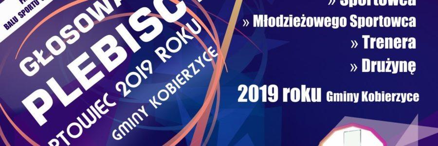 Sportowiec Roku 2019  Głosowanie
