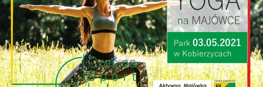 Yoga na Majówce 3.05.2021!