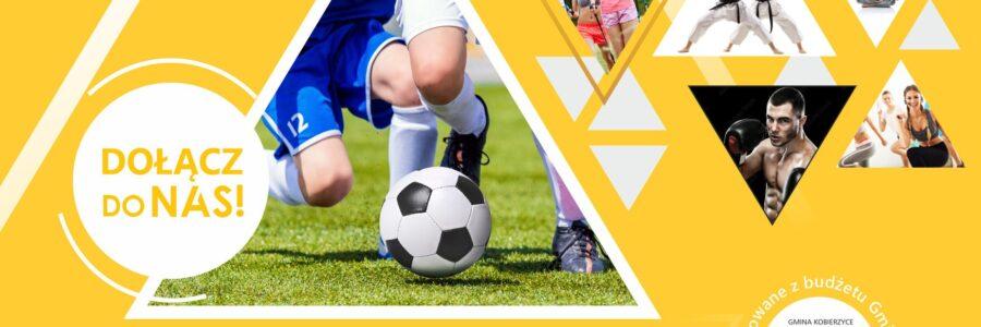 Oferta sekcji sportowych KOSiR w sezonie 2021/2022